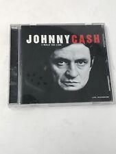 CD Johnny Cash: I Walk the Line - LIVE Recording (2004 Delta/Laserlight)