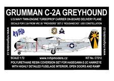 RVHP Models 1/72 Grumman C-2 Greyhound Conversion Set - VRC-30 DET-2 Sharkmouth