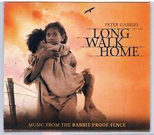 PETER GABRIEL  (GENESIS) LONG WALK HOME OST THE RABBIT-PROOF FENCE CD F.C.