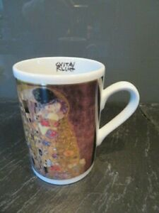 Gustav Klimt Becher Judith I 400ml Tasse 1.Wahl incl Geschenkkarton 0,4L