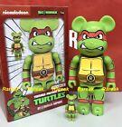 Medicom Be@rbrick TV 1984 Ninja Turtles 400% + 100% Raphael bearbrick set 2pcs