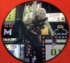 "MADONNA - Jump - Rare UK 12"" Picture Disc in Original stickered sleeve (Vinyl)"