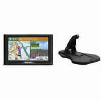 Garmin Drive 51 GPS Navigator System with Lifetime Maps with Friction Mount