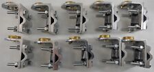 Lot of 10 Workman Rv-Nmo Single Groove 3-Way Mirror Ham Radio Nmo Antenna Mounts