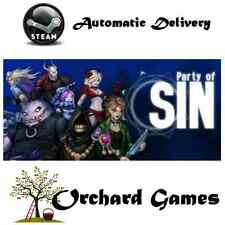 Party of Sin : PC   : (Steam/Digital Download) Automatic Delivery
