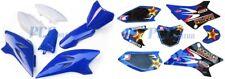 ROCKSTAR GRAPHICS DECAL PLASTIC SEAT KIT YAMAHA TTR50 50 I DE44+