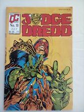 Judge Dredd (Quality) Vol 2 #10 - Comic – used Excellent condition