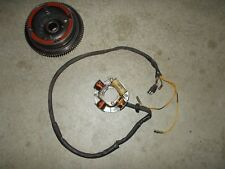 1992 Polaris 350L 4X4 Flywheel Magneto Stator Coil Pick Up Ring Gear