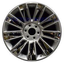 "22"" Cadillac Escalade 2015 2016 2017 Factory OEM Rim Wheel 4740 Hyper Silver"