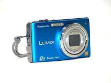 Lumix FH20 14.1MP HD Digital Camera Infrared IR/UV Open Full Spectrum Ghost MOD