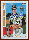 Kent Tekulve 2003 Topps All-Time Fan Favorites Archives Auto Pittsburgh Pirates