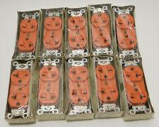Lot of 10 ea Crouse Hinds Arrow Hardt IG5862 20A 250V Orange Receptacle HD Spec