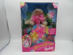 Barbie Blossom Beauty Doll [17032, 1996] NIB! Mattel Glitter Sprinkling Fairy
