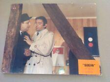 "PHOTO D'EXPLOITATION LOBBY CARD - ""SLOGAN"" - (GAINSBOURG BIRKIN)"