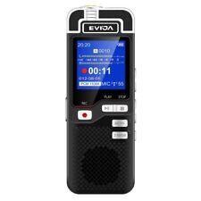 Voice Recorder 8GB Digital Audio Sound PCM Dictaphone MP3 Player Voice Activated