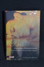 Biss zum ersten Sonnenstrahl Stephanie Meyer Vampire Twilight Roman Fantasy Buch