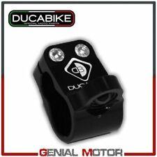 Collare Ohlins Sterzo Ergal CNC Nero COS02D Ducabike Ducati Hypermotard 950 2019