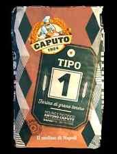 """FARINA CAPUTO """"tipo 1"""" grano tenero 25 kg germe di grano pizza taglio pane dolci"""