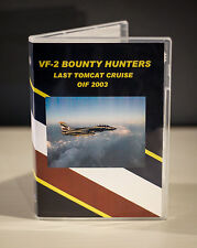 VF-2 Bounty Hunters Last F-14 Tomcat Cruise OIF 2003 DVD Video