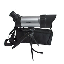 NIPON 10x50WA Compact Spotting Scope. Wide angle field of view and sharp image