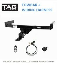 Heavy Duty Towbar Kit & Wiring Kia K2900 Cab Chassis Truck (08-13)1400/100kgs