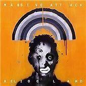 MASSIVE ATTACK HELIGOLAND CD NEW