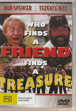 TERENCE HILL Who Finds a Friend, Finds a Treasure *New & SEALED* Region 4