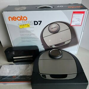 **READ NOTES** Neato Botvac D7 Wi-Fi-Connected Rechargeable Smart Robot Vacuum