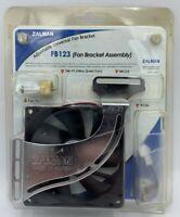 NEW ZALMAN FB123 Adjustable Universal Fan Bracket Assembly NIB