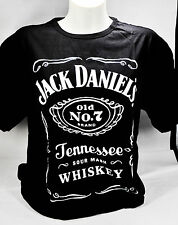 "Jack Daniels Whiskey, T-Shirt ""Sour Mash"" Gr.L, full Logo"