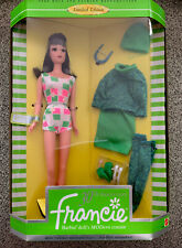 Mattel Francie 30th Anniversary Barbie Doll Modern Cousin 1996-Reproduction