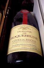 1:MAGNUM 1L500 COTES du RHONE 1998 Domaine ROQUEBRUNE