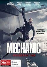 Mechanic - Resurrection (DVD, 2016)