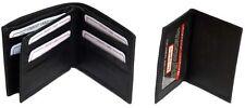 Genuine Leather Men's Wallet plus Mini Card Wallet- #4174 & 8501G- FREE SHIPPING