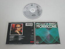 ENNIO MORRICONE/THE BEST OF(RCA PD70324) CD ALBUM