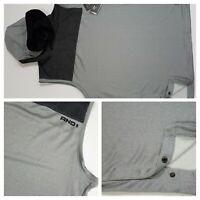 AND1 Sleeveless Hoodie Men's Comfort Shirt Gray and Black M L XL 3XL NWT FREE