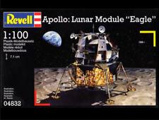 """RAR! REVELL 04832 Apollo: Lunar Modules """"Eagle"""" - 1:100 - NEUF dans sa boîte RAR!"""