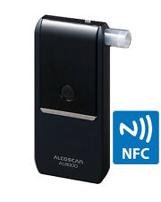 ETILOMETRO ALCOSCAN AL 8000 NFC - Sensore elettrochimico - Con Valigia rigida