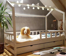 Children bed House, House bed, bed for children, kids bed, colour Drawer