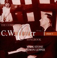 The Complete C.W. Orr Songbook V1, New Music