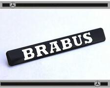 Brabus Black Badge Emblem Rear Truck Side Mercedes Smart C CL CLK SLK S SL Class