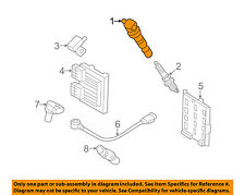 KIA OEM 06-12 Sedona-Ignition Coil 273013C000