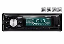 Falcon LPH-150B 1DIN InDash Estéreo MP3 Reproductor Coche Radio FM AUX SD USB