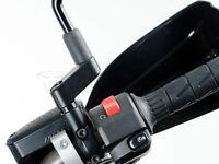 Spiegelverlängerung GSX 1400 Bj 01 bis 06 Suzuki Motorrad Verbreiterung NEU