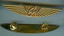 Air Atlanta Islandic:Abzeichen mit 2 Stiften 85  mm. 1 Stück