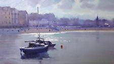 "New original michael richardson ""automne sparkle"" kent coast coastal oil painting"