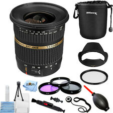 Tamron SP AF 10-24mm f / 3.5-4.5 DI II Zoom Lens - For Canon DSLRs PRO KIT NEW!!