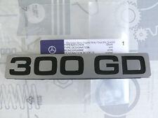 Original Mercedes W460 G-Klasse Schriftzug Typkennzeichen 300GD NEU!