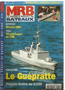 "MODELE REDUIT DE BATEAU N°474 PLAN ""YATRODO"" VOILIER JOUET / WIZARD EXPERT T2M"