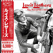 Book Lewis Leathers: Wing, Wheels and R&R, Triumph BSA Rockers 59 Club, Belstaff